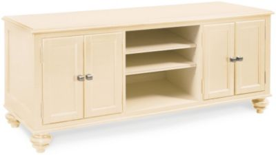Hammary Furniture Camden Cream 64-Inch Entertainment Console