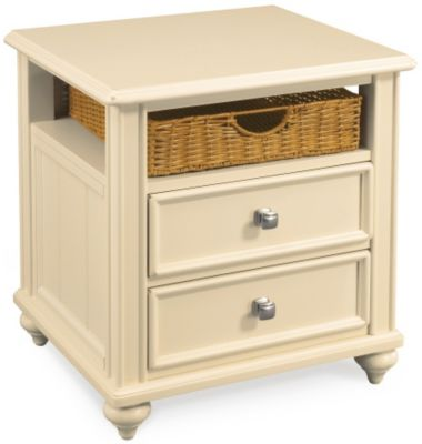 Hammary Furniture Camden Cream End Table