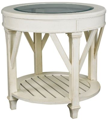 Hammary Furniture Promenade Round End Table