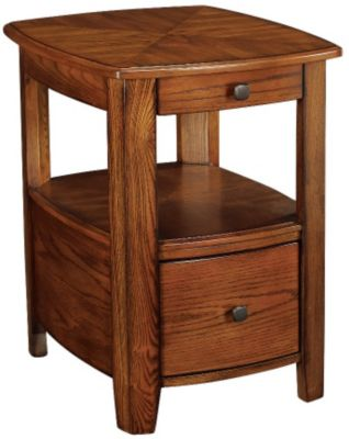 Hammary Furniture Primo Chairside Table