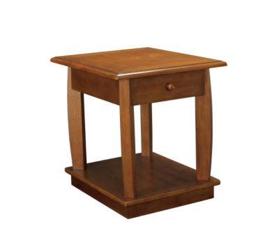 Hammary Furniture Ascend Drawer End Table