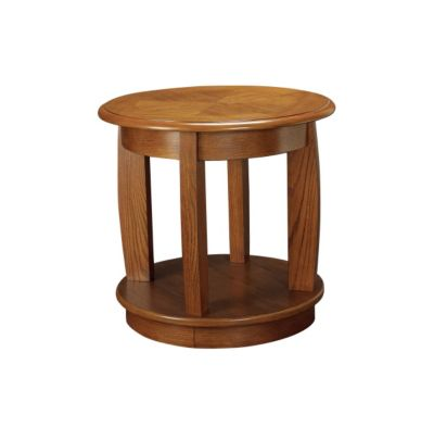 Hammary Furniture Ascend Round End Table