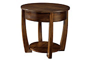 Hammary Furniture Concierge Round End Table
