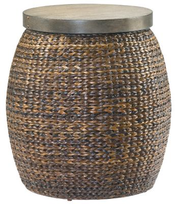 Hammary Furniture Hidden Treasures Woven Accent Table