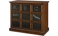 Hammary Furniture Hidden Treasures Blackboard Accent Chest