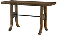 Hammary Furniture Hidden Treasures Flip-Top Console Table