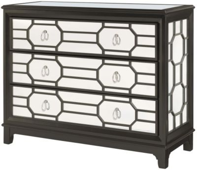 Hammary Furniture Hidden Treasures Mirrored Hall Chest