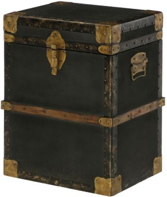 Hammary Furniture Hidden Treasures Trunk End Table