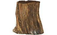 Hammary Furniture Hidden Treasures Tree Trunk Accent Table