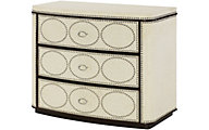 Hammary Furniture Hidden Treasures Nailhead Drawer Chest
