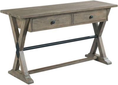 Hammary Furniture Reclamation Sofa Table