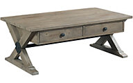 Hammary Furniture Reclamation Coffee Table