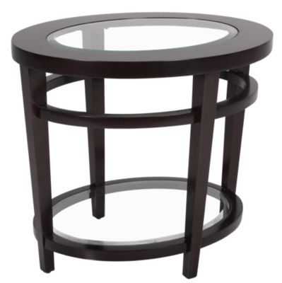 Hammary furniture urbana end table homemakers furniture for Table urbana but