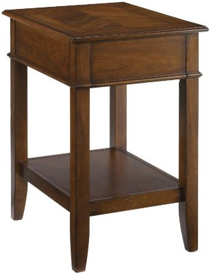 Hammary Furniture Mercantile Corner Table