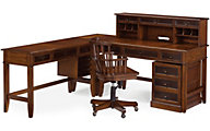 Hammary Furniture Mercantile 6-Piece Office Set