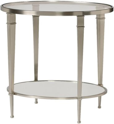 Hammary Furniture Mallory Oval End Table