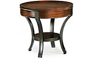 Hammary Furniture Sunset Valley Drum End Table