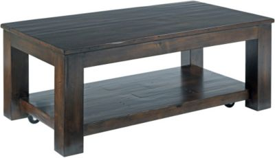 Hammary Furniture Reclamation Place Rectangular Coffee Table