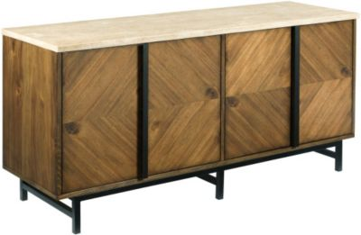 Hammary Furniture Simpli Entertainment Console