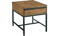 Hammary Furniture Simpli End Table