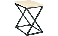 Hammary Furniture Simpli Chairside Table
