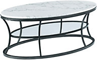 Hammary Furniture Impact Oval Coffee Table