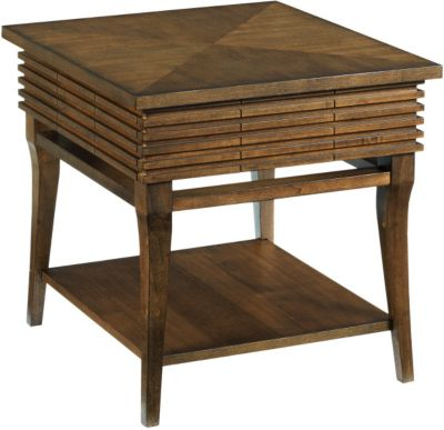 Hammary Furniture Groovy End Table