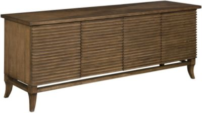 Hammary Furniture Groovy 66-Inch Entertainment Console