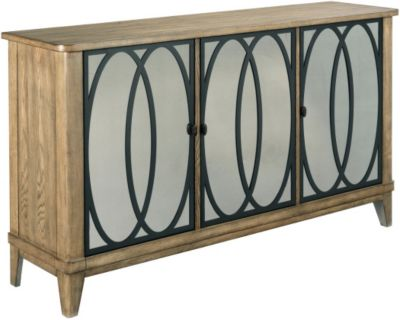 Hammary Furniture Hidden Treasures 62-Inch Entertainment Console