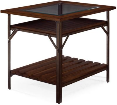 Hammary Furniture Mercantile End Table