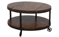 Hammary Furniture Baja Round Coffee Table