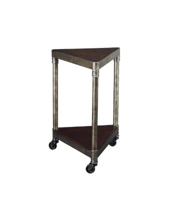 Hammary Furniture Structure Wedge Table