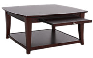 Hammary Furniture Enclave Square Coffee Table