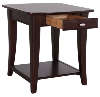 Hammary Furniture Enclave End Table