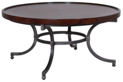 Hammary Furniture Barrow Round Coffee Table