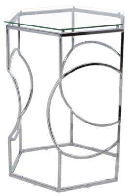 Hammary Furniture Hidden Treasures Chairside Table
