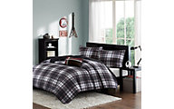 Hampton Hill Harley 4-Piece Full Coverlet Set