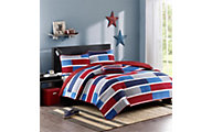 Hampton Hill Bradley 4-Piece Full Coverlet Set