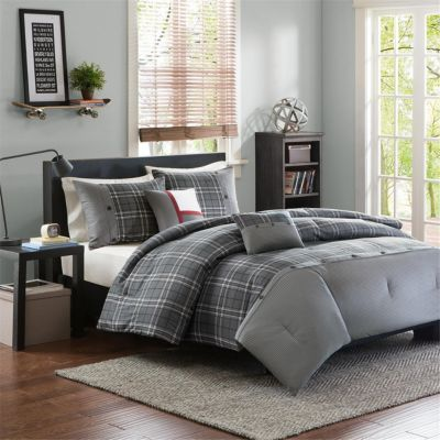 Hampton Hill Daryl 4-Piece Twin Comforter Set