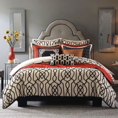Hampton Hill Marrakesh 8-Piece Queen Comforter Set