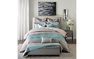 Hampton Hill Tranquility 8-Piece Queen Comforter Set