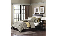 Hampton Hill Flyer 8-Piece Queen Comforter Set
