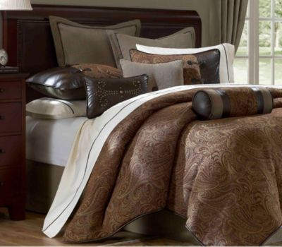 Hampton Hill Drummond 9-Piece Queen Comforter Set