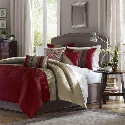 Hampton Hill Tradewinds 7-Piece King Comforter Set