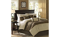 Hampton Hill Palmer 7-Piece Full/Queen Comforter Set
