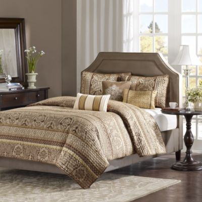 Hampton Hill Bellagio 6-Piece King Quilt Set