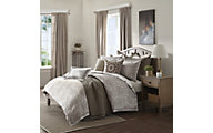Hampton Hill Sophia 9-Piece King Comforter Set