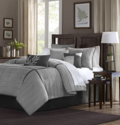 Hampton Hill Connell 7-Piece King Comforter Set
