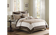 Hampton Hill Attingham 7-Piece Full/Queen Coverlet Set