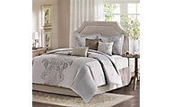 Hampton Hill Novak 7-Piece King Comforter Set